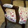 Tapizar dos sillas