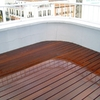 Lijar tarima ipe terraza exterior