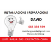 Instal·lacions I Reparacions David