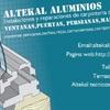 Aluminios Tekal Técnicos Instaladores