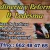 Jardineria Y Reformas D.ledesma