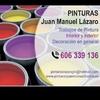 Pinturas Juan Manuel Lazaro Interior Y Exterior Y Decoración En General