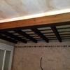 Pintar techo baño y pared cocina, trabajo pequeño en soto del real