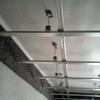 Pintar techo de una sala de oficinas