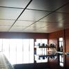 Isolar la parte entre el techo y el enlosado