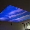 Sellar borde de techo traslucido