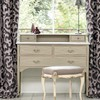 Colocar Rieles para Cortinas Dobles en el Salon y Estores en Dormitorios
