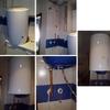 Termo eléctrico, presión de agua