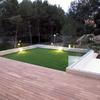 Entarimar terraza