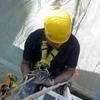 Informe y df para descuelgue trabajo vertical montaje chimenea