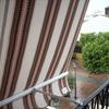 Proyecto toldo y terraza