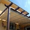 Instalación pérgola aluminio