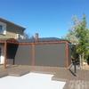 Reforma de porche exterior con remates de 20 m cuadrados