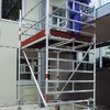 Torre movil para trabajos a 5m de altura