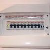 Diversos trabajos de electricidad y alarma
