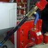 Cambio calefaccion caldera gasoil a biomasa
