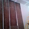 Trasdosado acústico en pared de piso