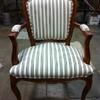 Tapizar sillas con tela antimanchas