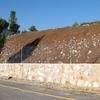 Construcción de muro de vallado de parcela