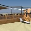 Hacer tejado con estructura metalica en terraza