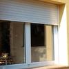 Presupuesto de ventanas aluminio en color blanco, cristal camara y oscilobatientes