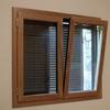 Arreglo en mecanismo de apertura de ventana oscilobatiente