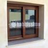 Pequeña reparación ventanales aluminio
