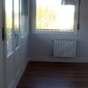 Dos ventanales de madera de 1, 87por 1, 17