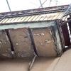 Revisión vigas de madera en mal estado