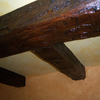 Reparar malformación de vigas y soportes de madera y prevenir futuras filtraciones