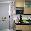 Confección Y Colocación De Cortinas-visillos Para Cuatro Ventanas En Apartamento En Sevilla Capital