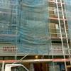 Impermehabilizacion parcial de un edificio