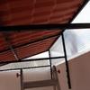 Retejar parte de un tejado