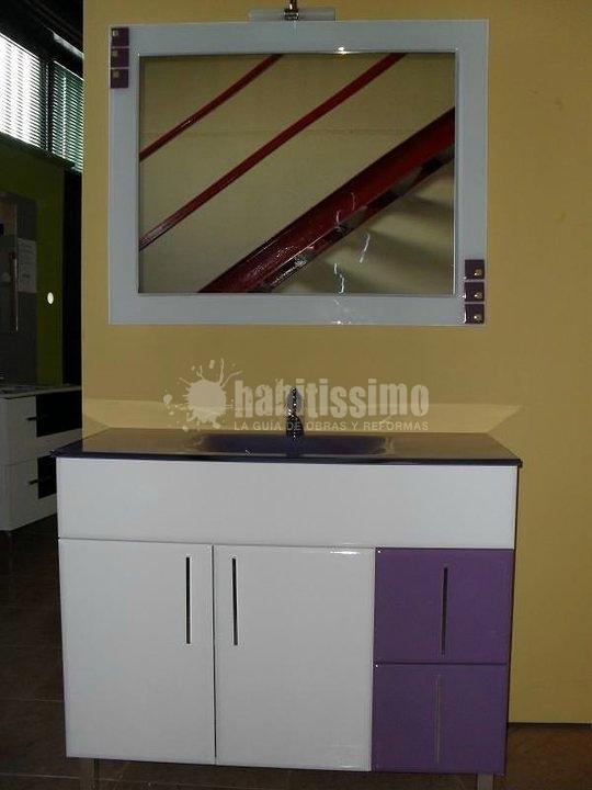 muebles de bano ofertas: