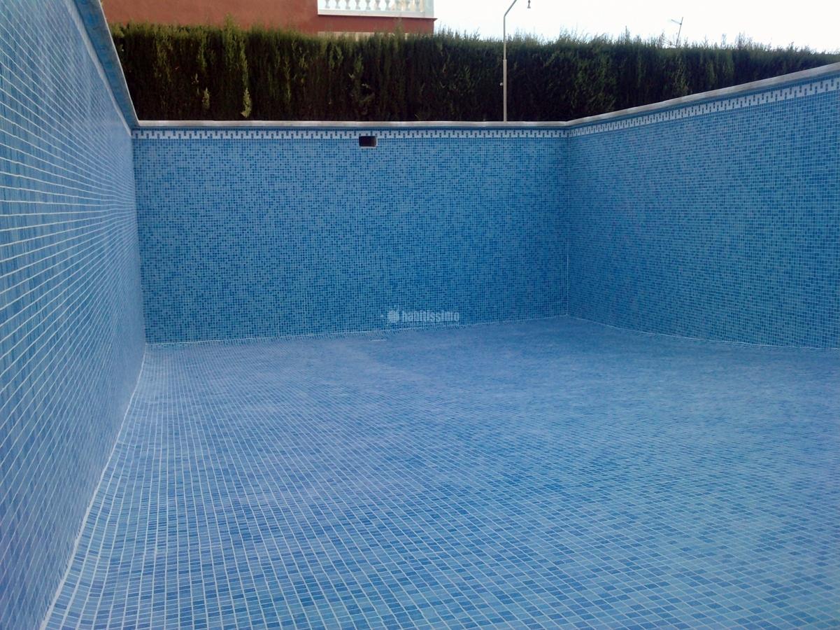 Oferta alicatado de gresite en piscinas desde 1350 for Piscinas de gresite