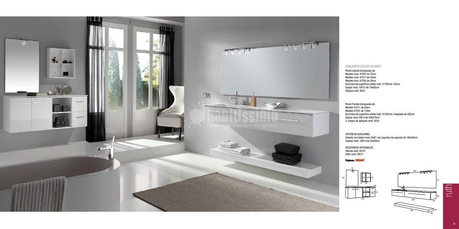 Oferta muebles para ba o 30 descuento ofertas muebles - Muebles romero valencia ...