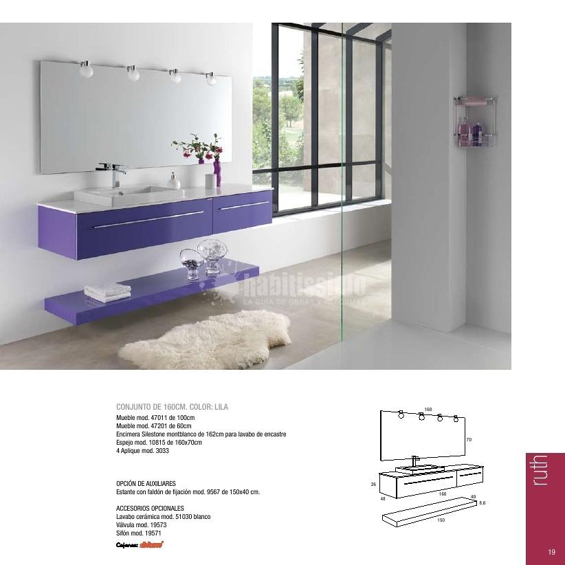 Azulejos Baño Ofertas:Oferta muebles para baño 30% descuento