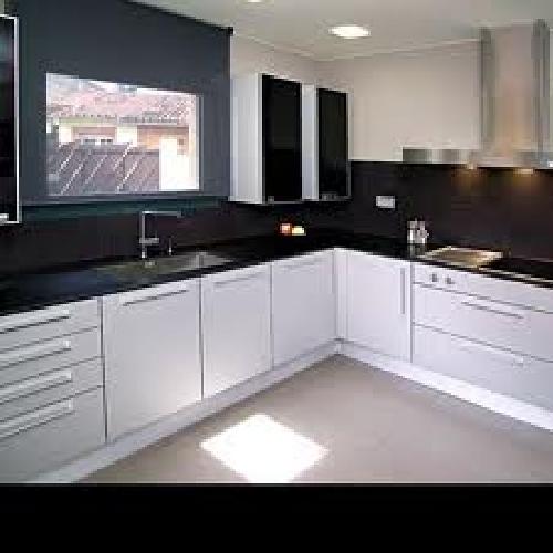 Oferta bancada de cocina en granito negro absoluto - Bancadas de cocina ...