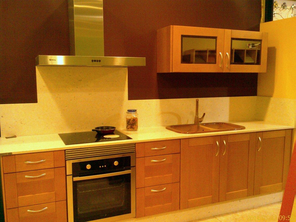 Oferta cocina bancada y electrodom sticos de exposici n - Bancadas de cocina ...