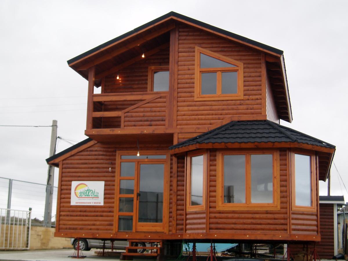 Oferta casa modular de 90 m2 de doble altura ofertas - Casas prefabricadas oferta ...