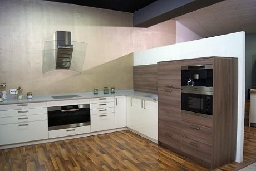 Liquidaci n muebles de cocina por cambio de exposici n ofertas muebles - Exposicion cocinas barcelona ...