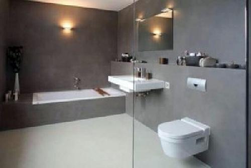 Reforma Baño Con Microcemento:Oferta reforma de baño con microcemento