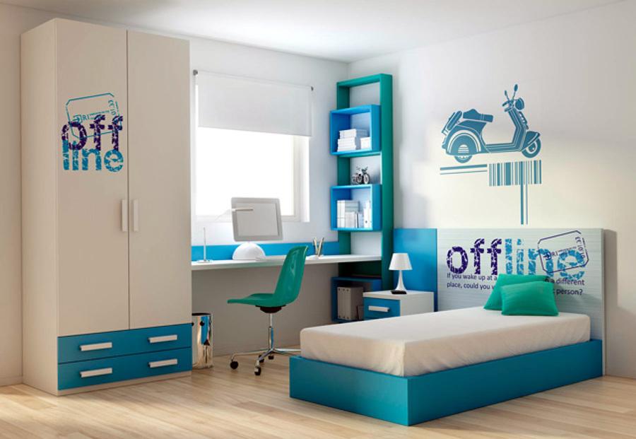 Интерьеры комнаты для мальчика 12 лет 46