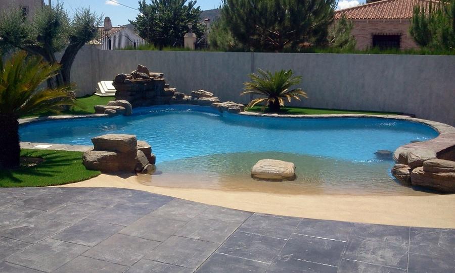 Oferta piscinas de arena desde 11 900 ofertas - Construccion de piscinas de arena ...