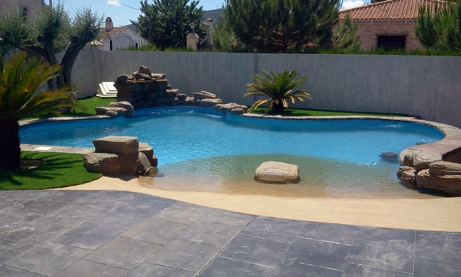 Oferta piscinas de arena desde 11 900 ofertas - Precio piscinas de arena ...