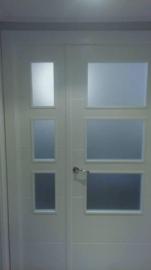 Oferta puertas de interior 229 ofertas carpinteros for Ofertas de puertas de interior