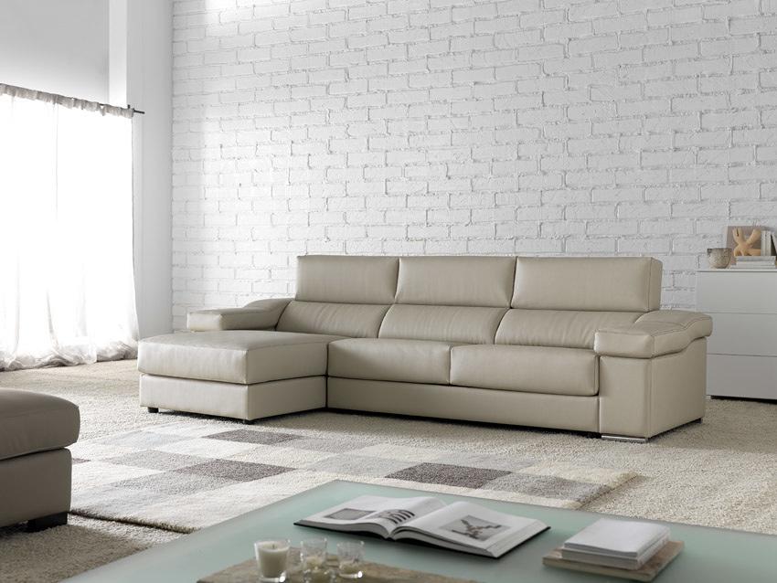 Oferta sof chaise longue mod viena con motores de regalo 1290 ofertas muebles - Ofertas sofas barcelona ...