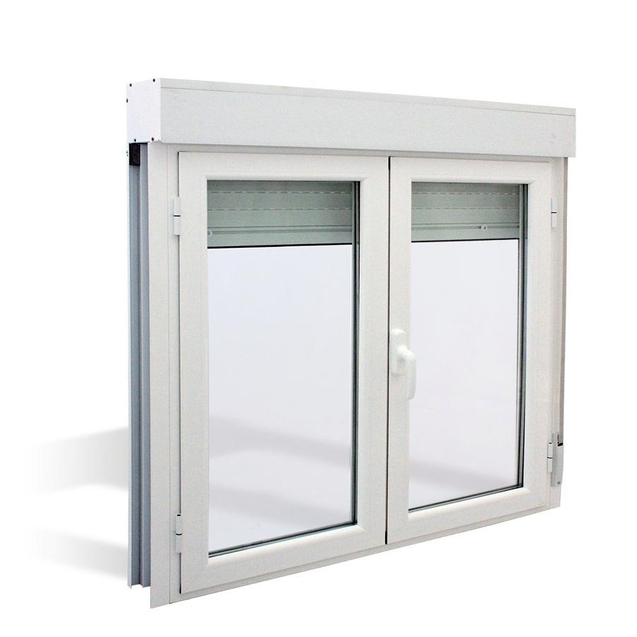 Oferta ventana abatible 2 hojas rotura puente termico 330 - Ventanas rotura puente termico precios ...