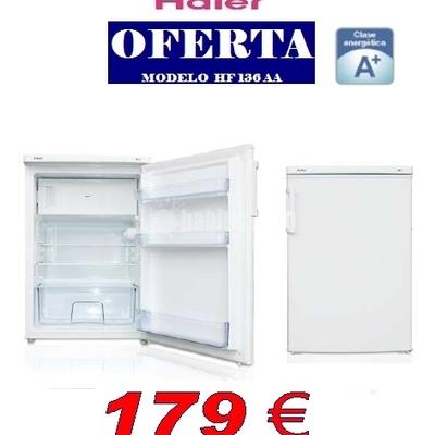 Oferta Frigorífico Clase A De Haier,3 Cajones Table-Top, Modelo Hf136Aa 179 € + IVA