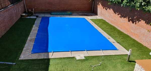 10% de descuento en cobertor de invierno para piscinas particulares